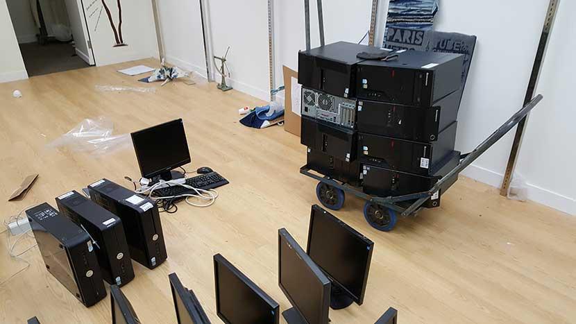 舊電腦回收服務