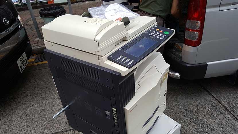 灣仔影印機回收服務