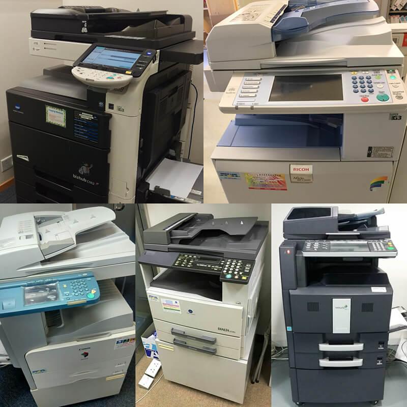 香港影印機回收大王