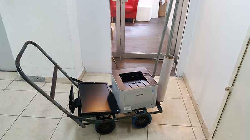 爲4間企業做舊電腦回收,一天之內全部完成,洪荒之力要爆發了!