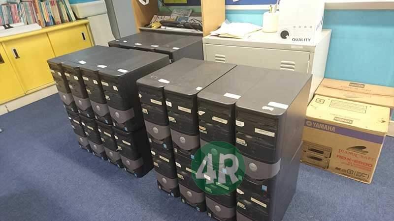 校園電腦電器回收服務